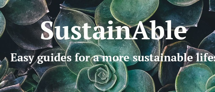 Sustain Able magazine launches June2017